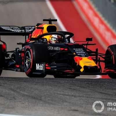 Internationale media over Verstappen (en Ferrari) in Amerika